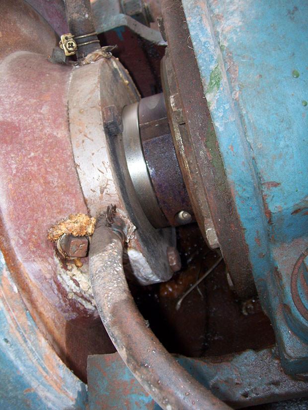 国际精密-石家庄工业泵ZJ渣浆泵密封、DT脱硫泵机封